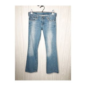 Lucky Brand Dungarees size 4 Dream Jean